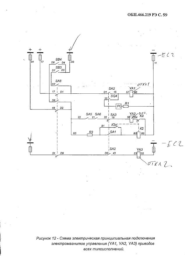 ЗЫ: пример схемы привода.